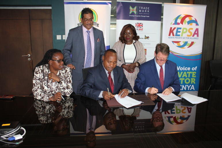TRADEMARK EAST AFRICA INJECTS US$ 3.2 MILLION TO REDUCE BARRIERS TO TRADE IN THE EAC