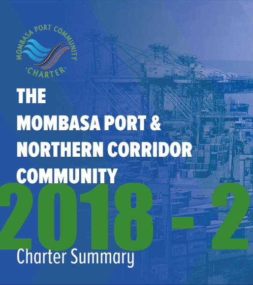 The Mombasa port & Northern Corridor Community