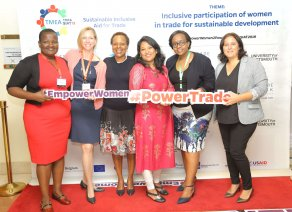 Annual Symposium, a Fruit Bowl of Research, Policy and Practice on Inclusion of Women in Trade