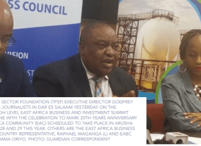 EABC holds East Africa high-level business summit in Arusha