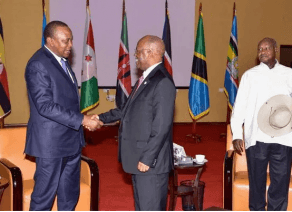 EAC heads of state for November 30 Arusha summit