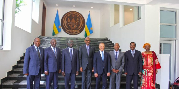High level investment summit to mark 20 years of EAC integration