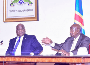 President Tshisekedi: we must engage more in trade instead of conflicts