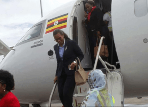 Uganda Airlines' Mombasa flight gives traders faster connection