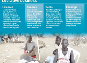 Unsung heroes behind vibrant cross-border trade in EAC