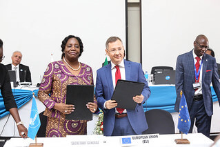 EU And COMESA Sign 8.8m Euros Deal To Support Private Sector