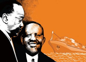 Kisumu port will revitalise Lake economy
