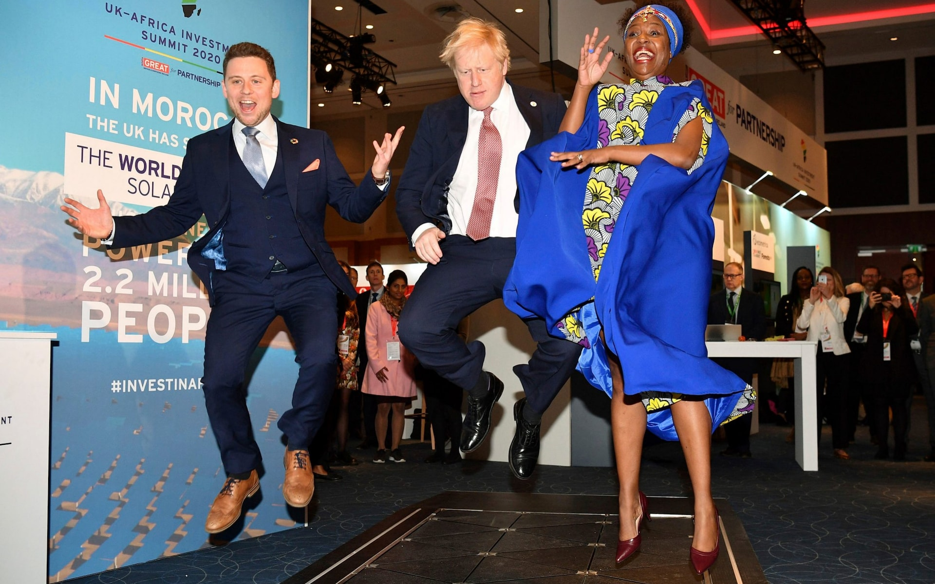 The time is ripe to fully unlock the UK and Africa's trade potential