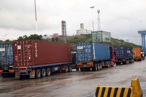 As Kenya SGR cargo volumes increase trucker jobs reduce