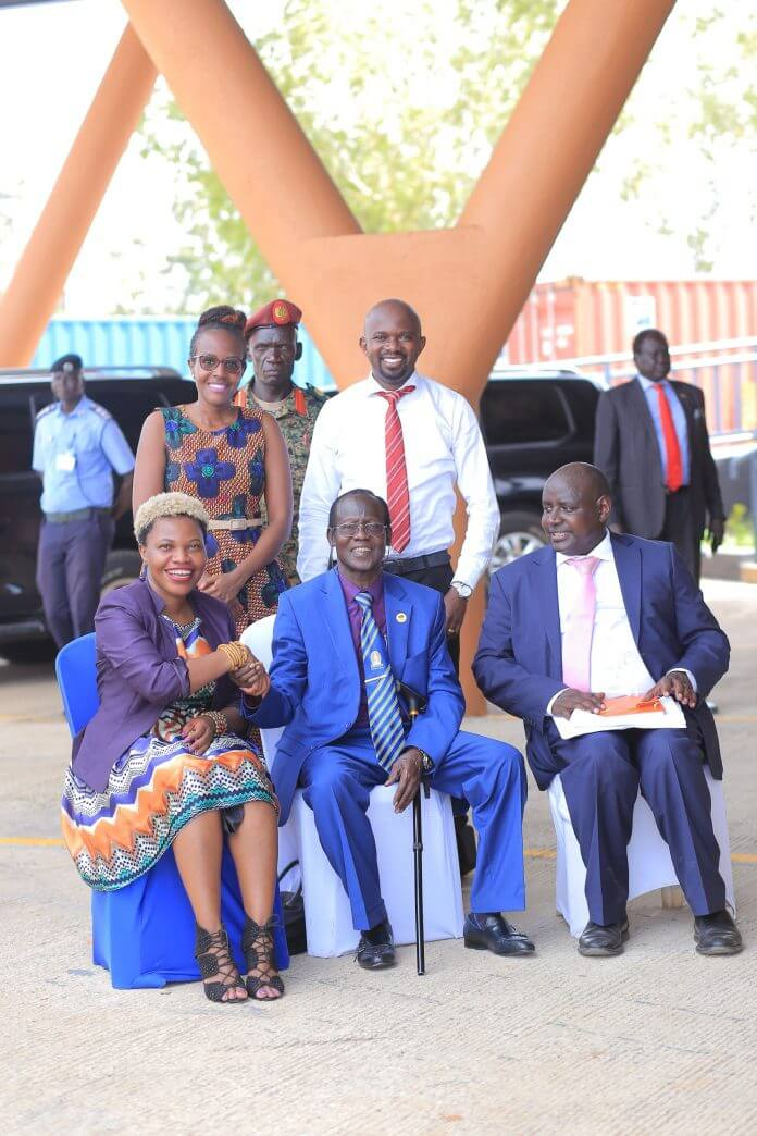 Nimule Customs Officials to receive One Stop Border Post Training.