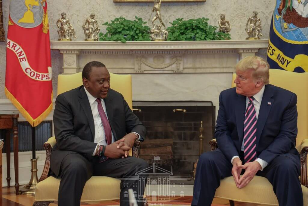 Private Sector Wastes Little Time in Identifying Opportunities Birthed by US-Kenya Trade Pact