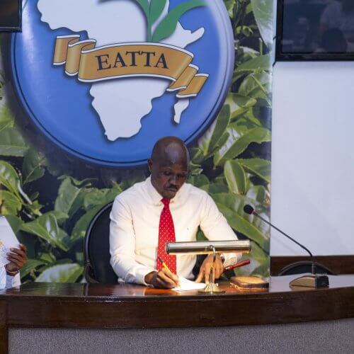Tea Acution Broker East African Tea Trade Association