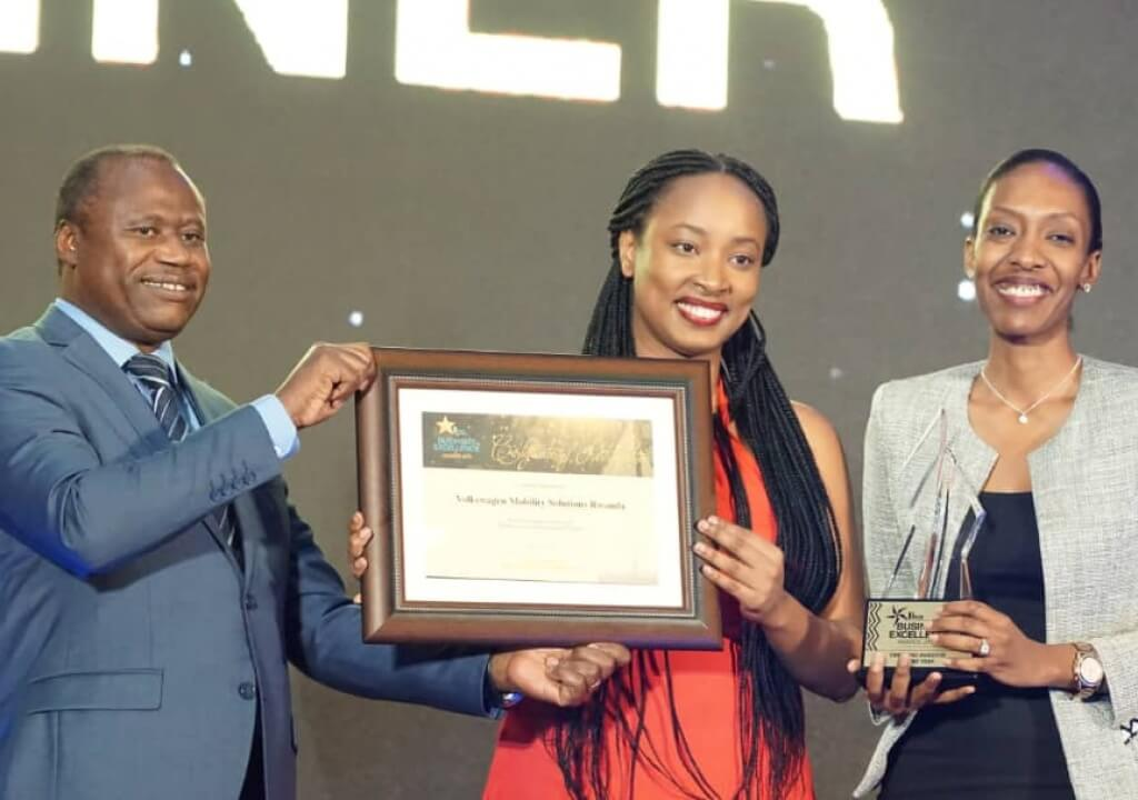 Rwandan Companies Dominate 2019 Business Excellence Awards