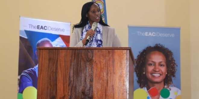 'EAC I Deserve' campaign launched in Kigali