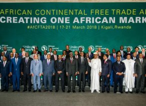 AFROCHAMPIONS LETTER TO AFRICAN UNION ARGUES FOR CONTINENTAL FREE TRADE IMPLEMENTATION ACCORDING TO SCHEDULE