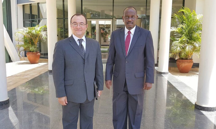 Egypt to strengthen ties with EAC