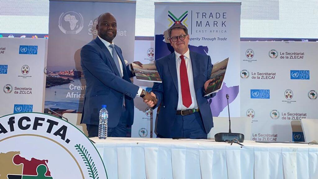 TMEA and AfCFTA join forces to unlock Africa's trade potential